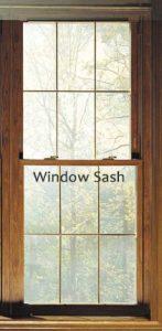 Softlite window Sash