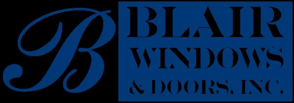 Blair Window and Doors Inc