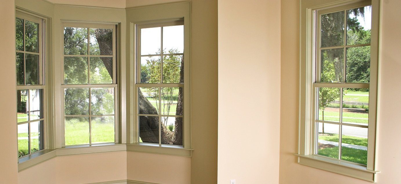 local replacement window companies supply single and double hung windows