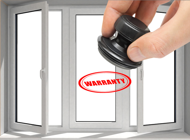 Your New Window Warranty