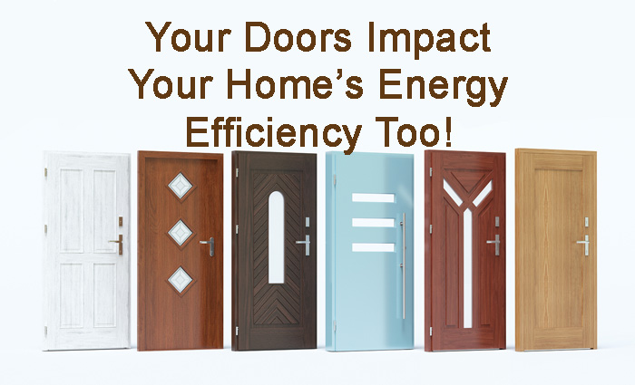 How Your Doors Impact Your Home's Energy Efficiency