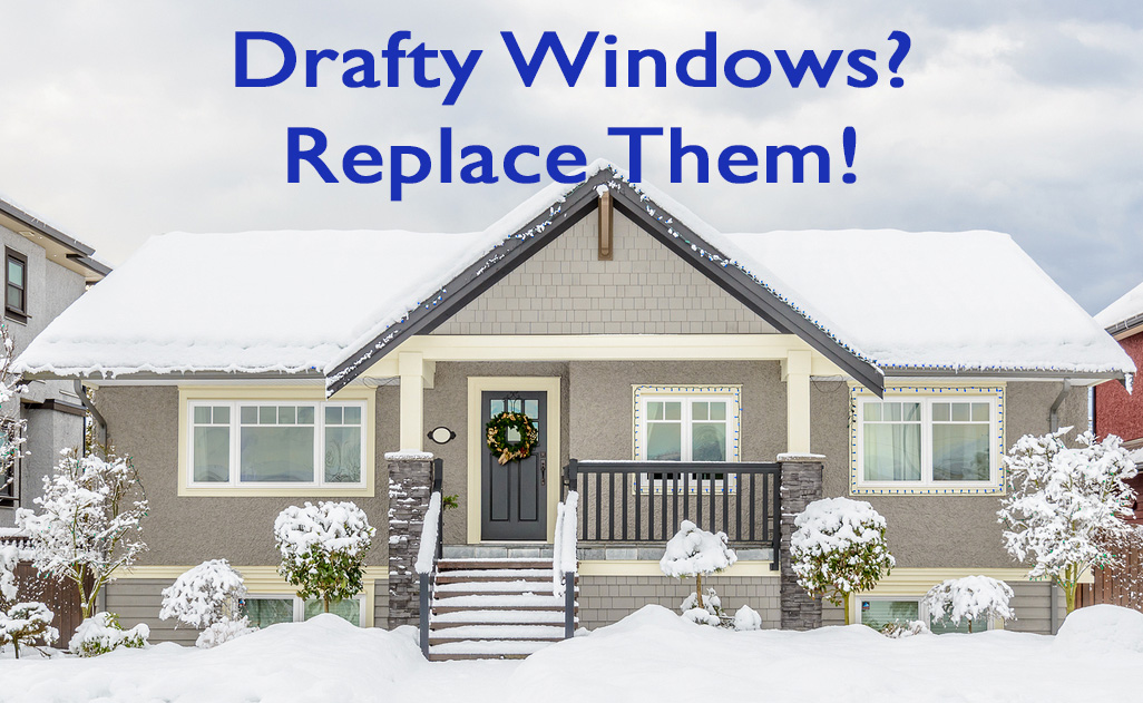 Solutions for Your Drafty Windows
