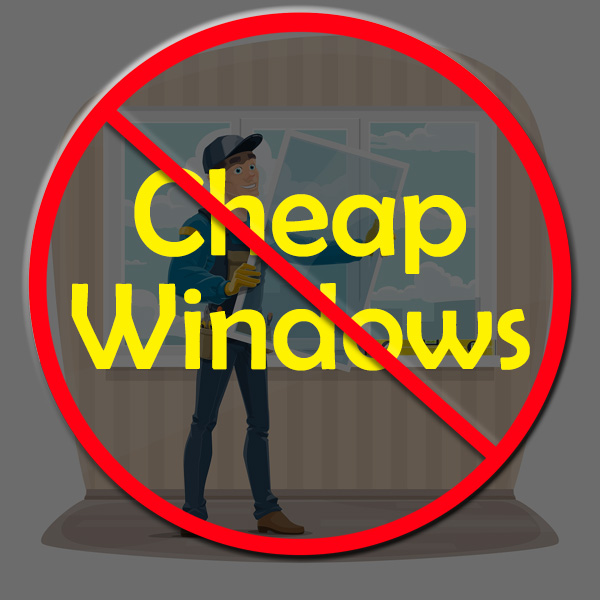 Reasons Cheap Windows in Indianapolis Aren't a Great Choice